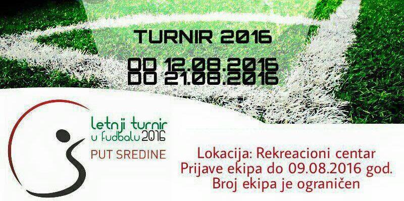 Letnji turnir u fudbalu 2016
